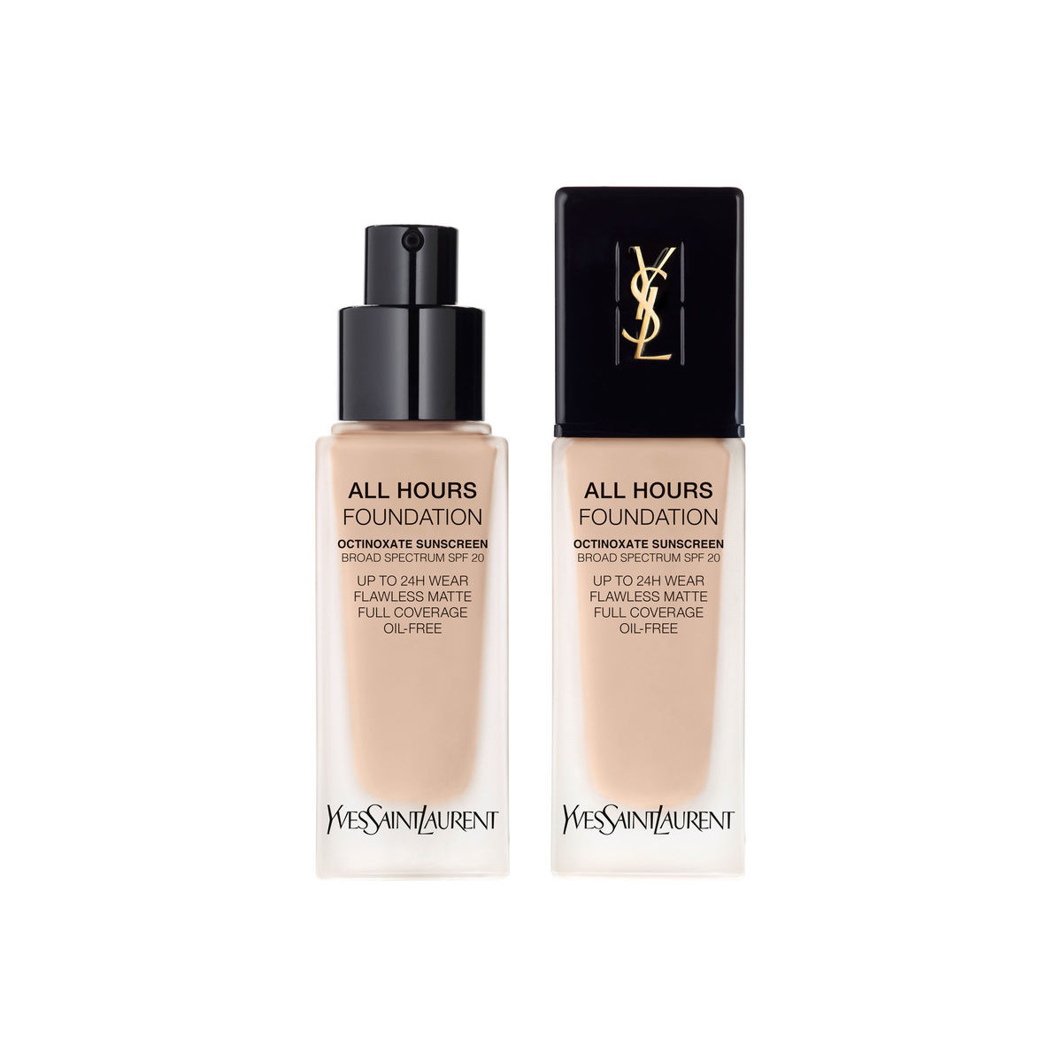 Yves Saint Laurent All Hours Foundation photo