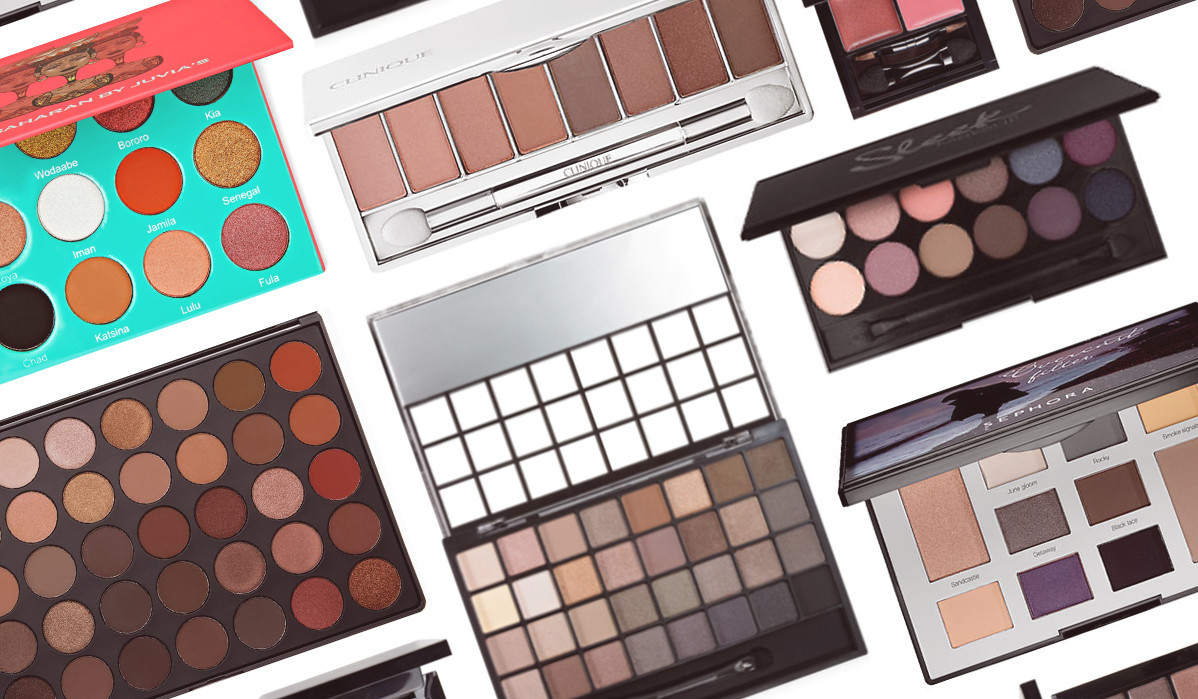 Affordable Eyeshadow Palettes For A Jaw Dropping Bridal Look