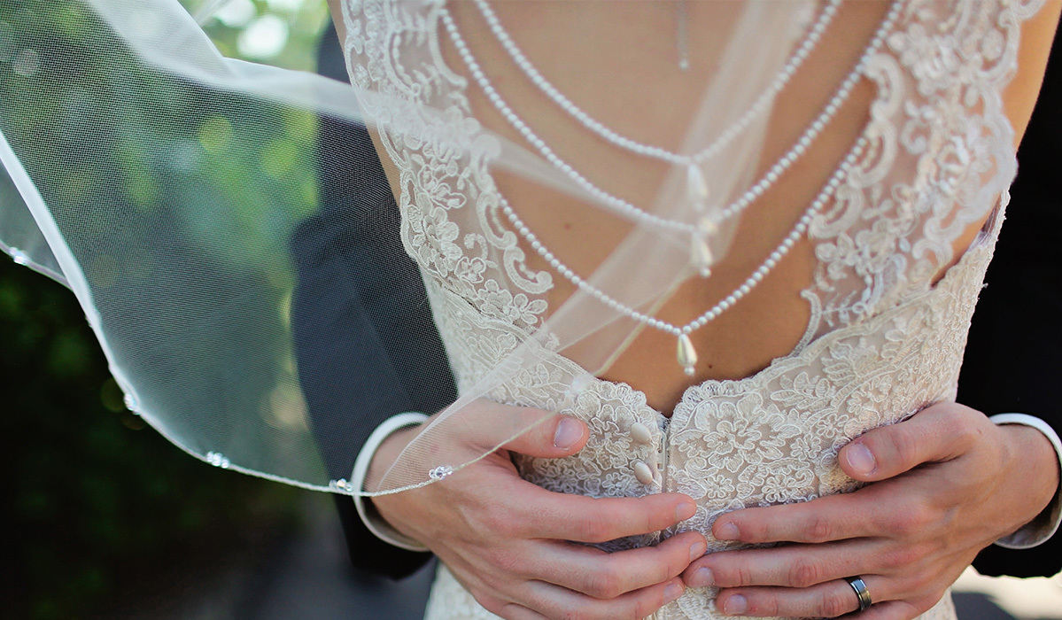 Unique Jewelry for the Nontraditional Bride