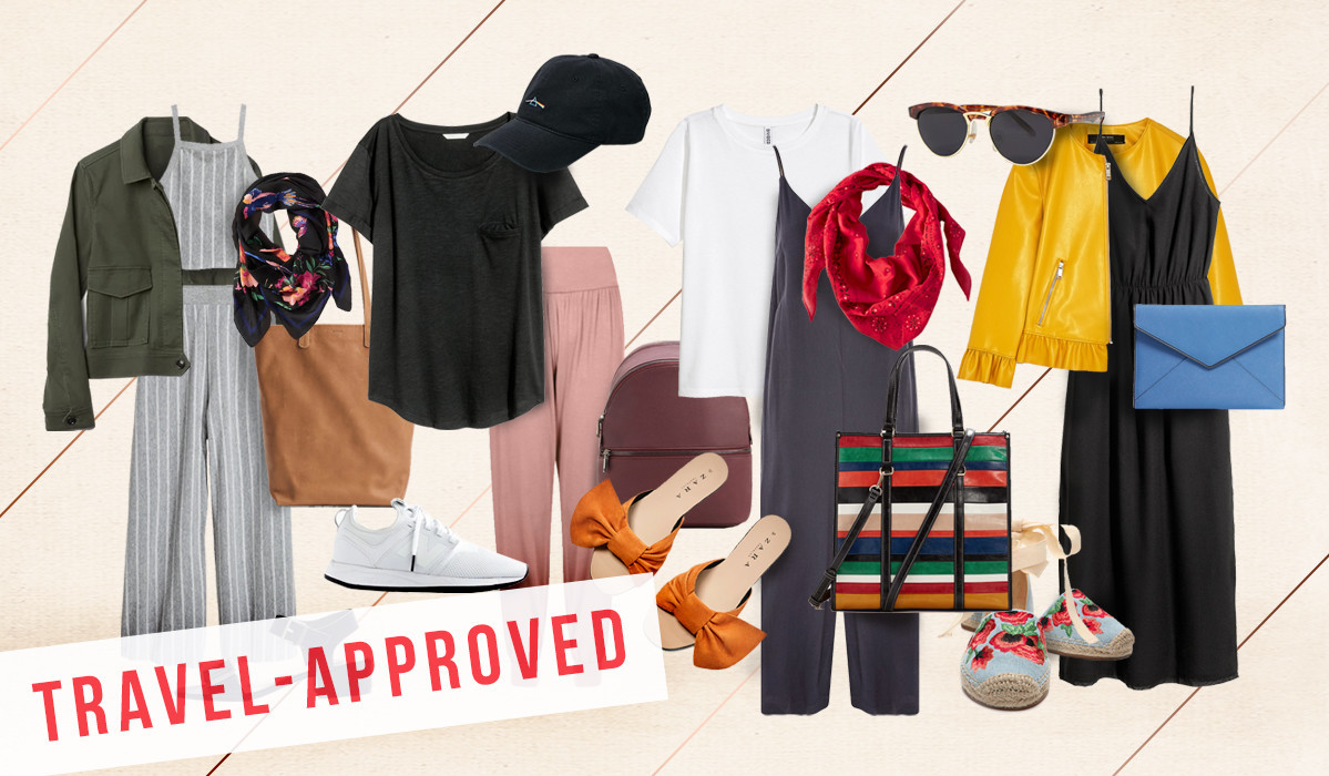 Travel-Approved Outfits to Kick Off Your Honeymoon