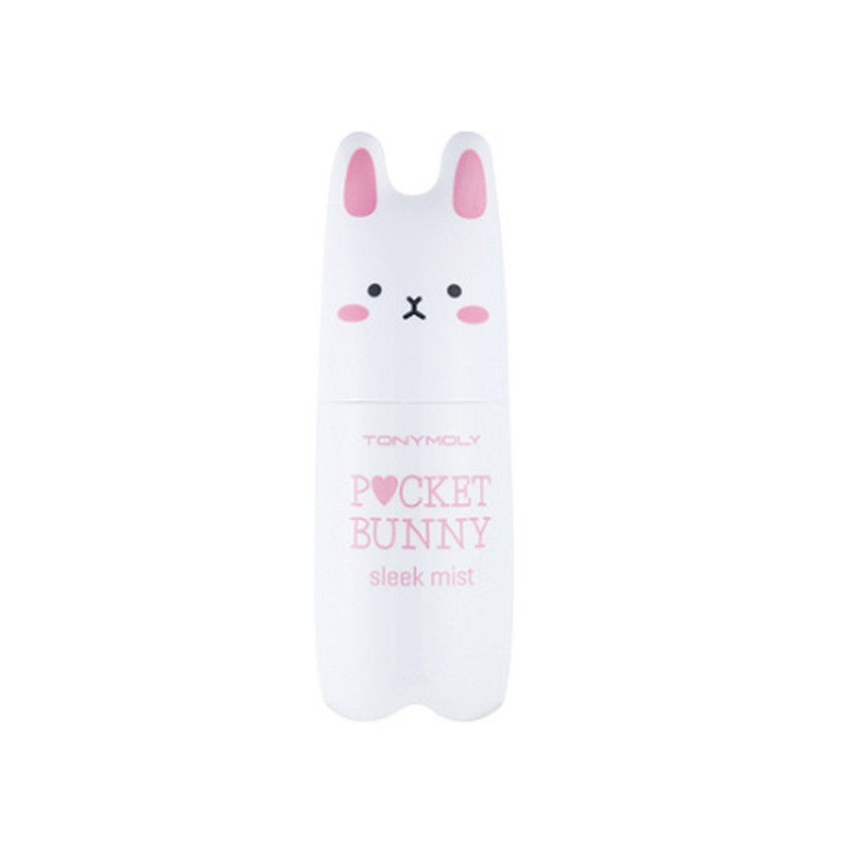 Product shot of bunny face mist photo