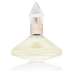 Bottle of Scent of a Dream perfume by Charlotte Tilbury. photo