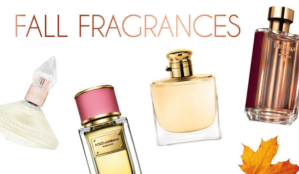 The Best 5 Fall Fragrances You Need To Try