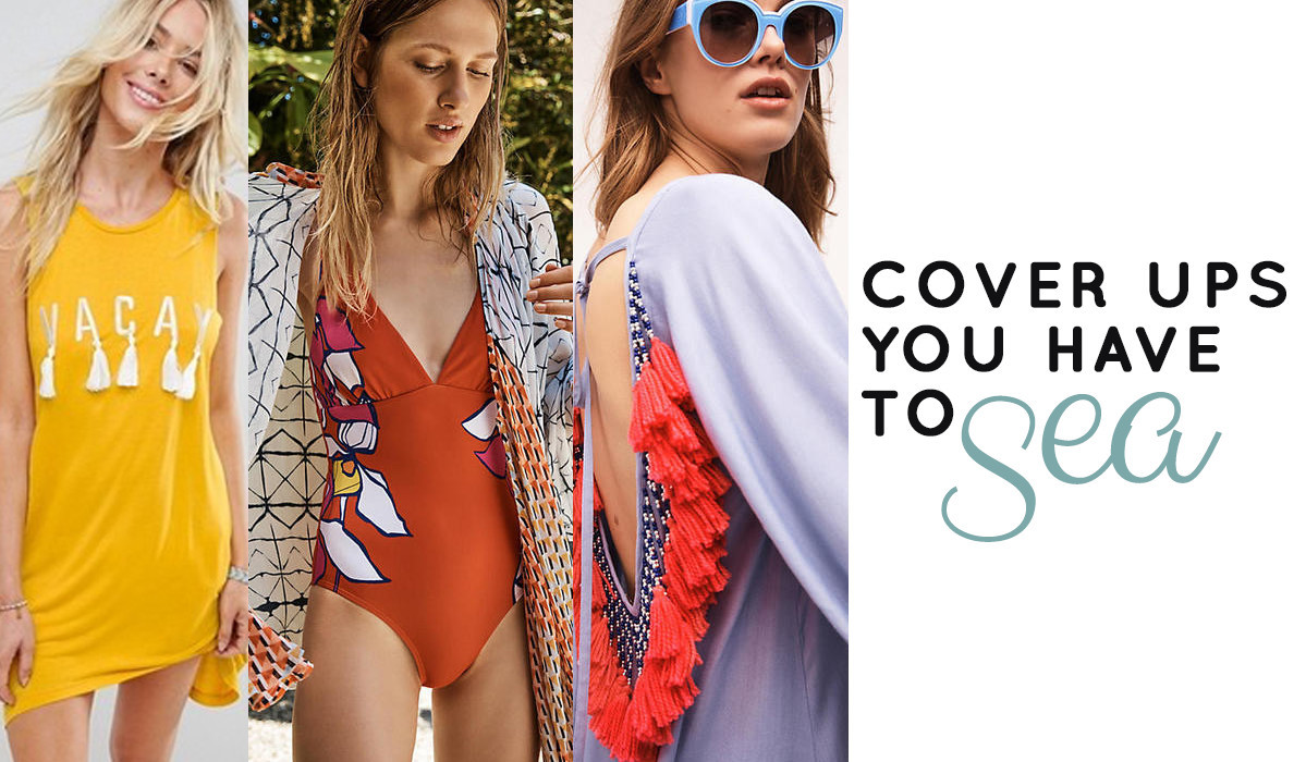 Our Favorite Beach Cover Ups for Every Style