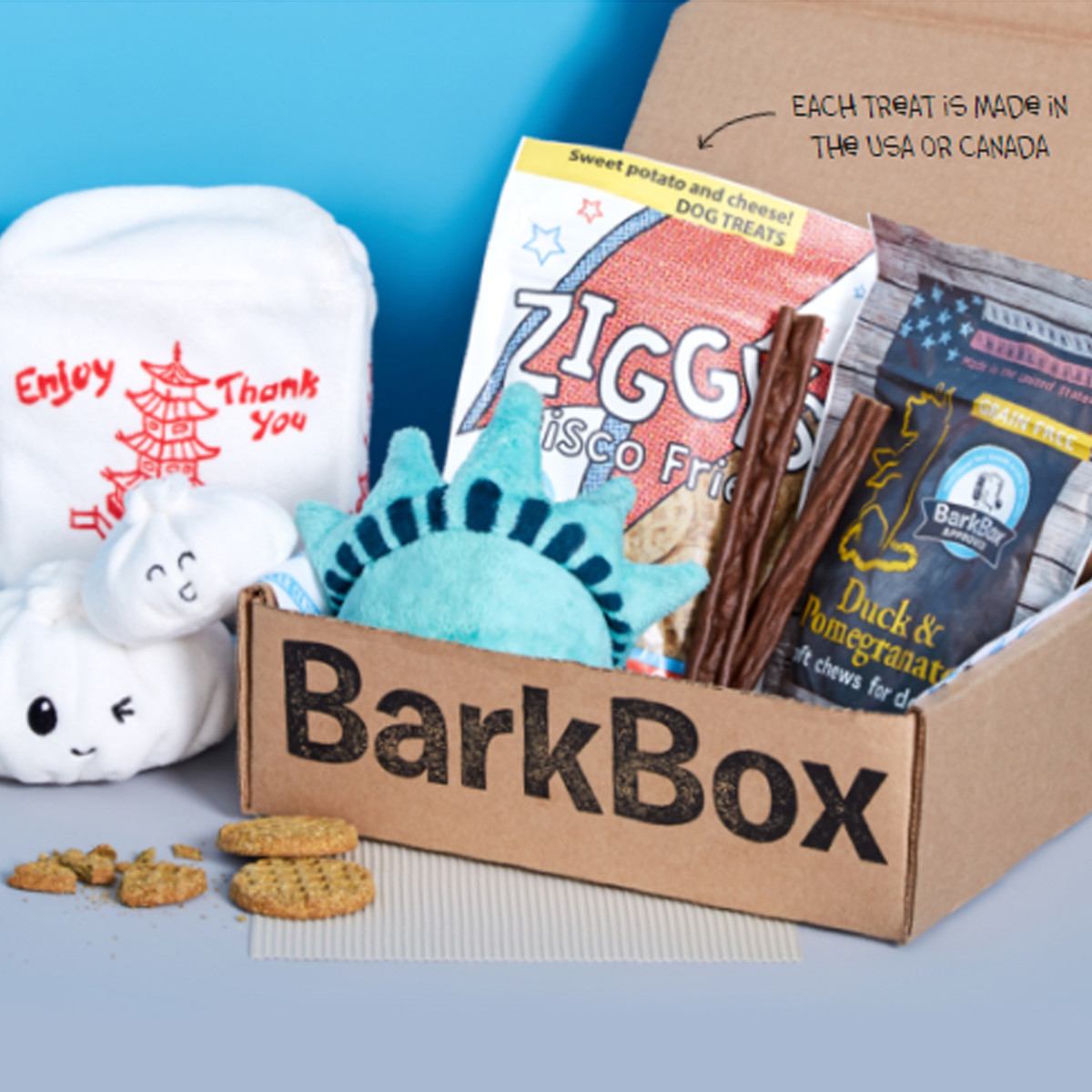 BarkBox photo