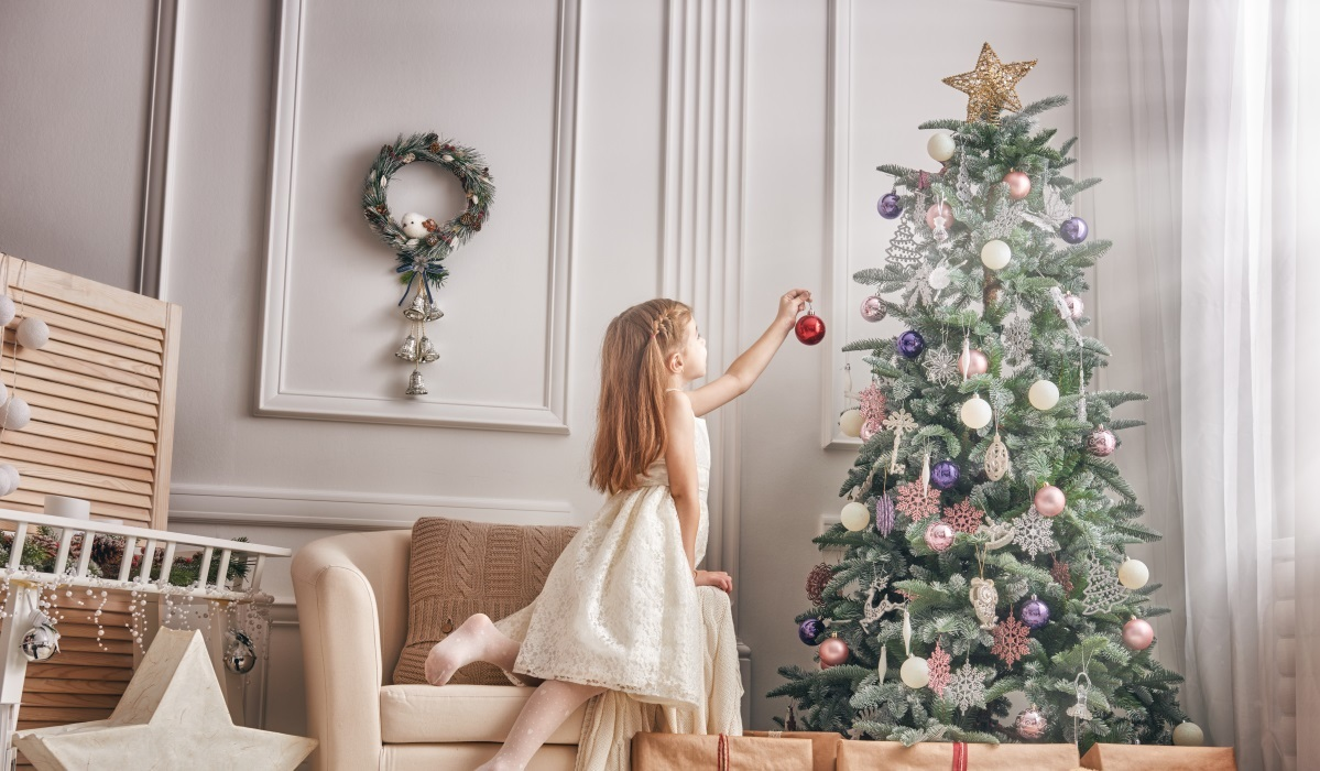 Best Artificial Christmas Trees Of 2019 Bhg