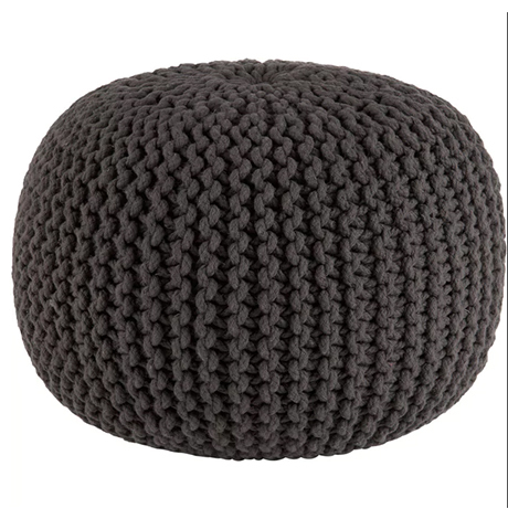 Overstock fabric ottoman in olive green photo