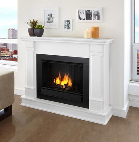 Real Flame Ventless Fireplace photo