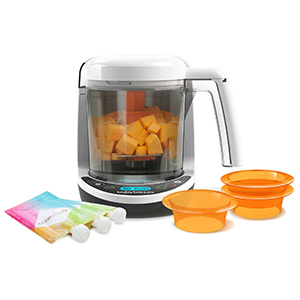 3-Cup Complete Food Maker photo