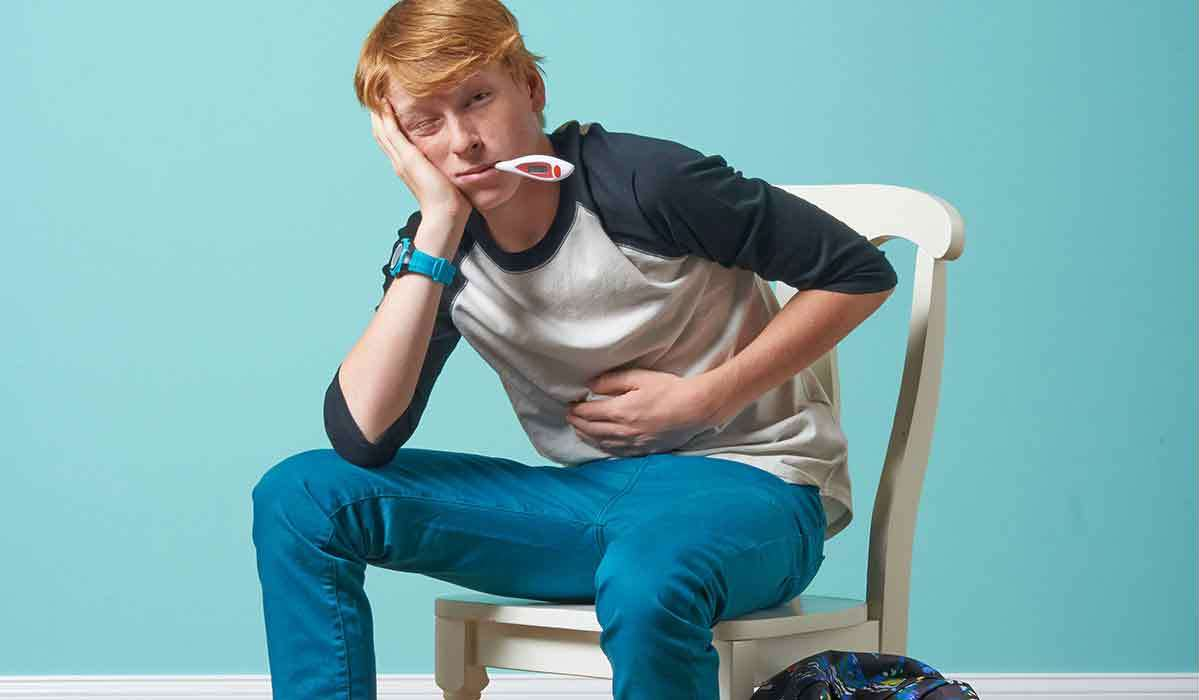 What to Keep On Hand When Kids Get Sick