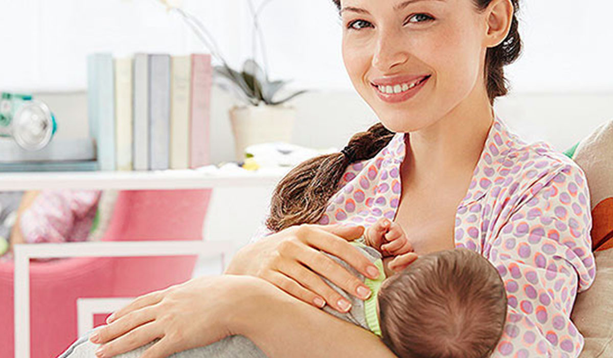 Gadgets for the Breastfeeding Mom