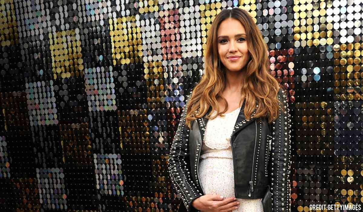 Get The Look: Jessica Alba's Edgy Maternity Style