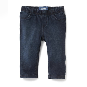 Pull-On Skinny Jeans for Baby photo