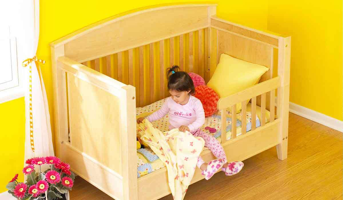 From Baby To Toddler What You Need To Know About Toddler Beds