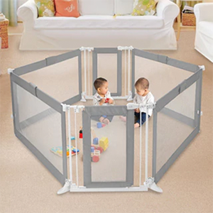 Baby Gate Play Yard photo
