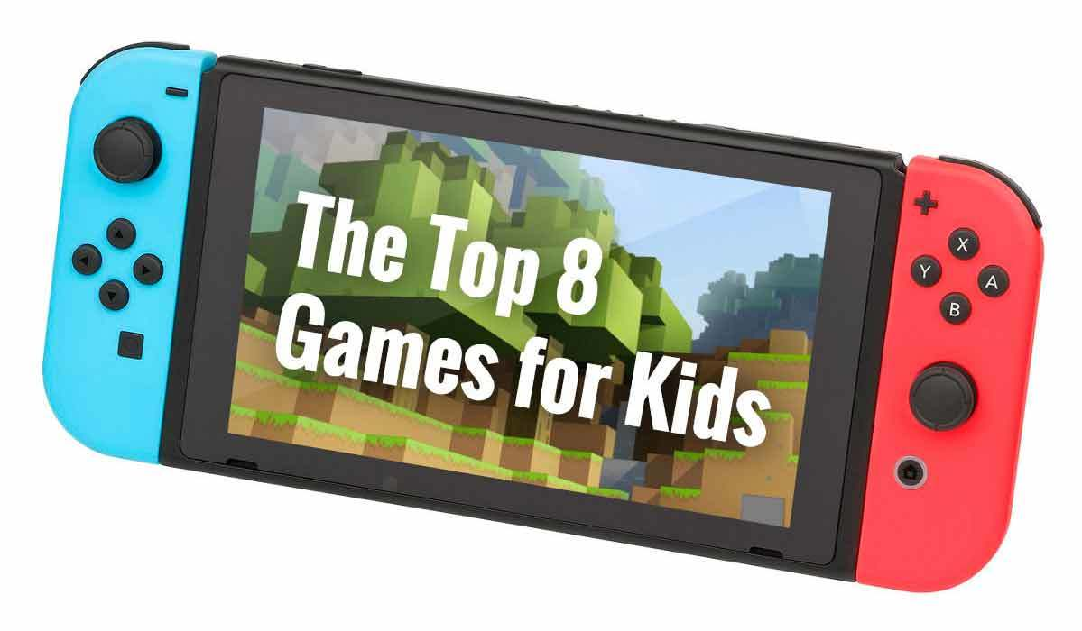 The Top Nintendo Switch Games for Kids