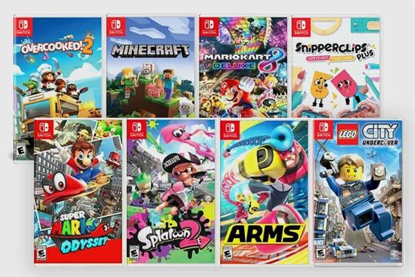 The Top 8 Nintendo Switch Games for Kids | Parenting