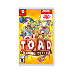 Nintendo Switch Game Captain Toad: Treasure Tracker from GameStop photo