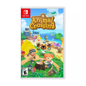 Nintendo Switch game Animal Crossing: New Horizons from GameStop photo