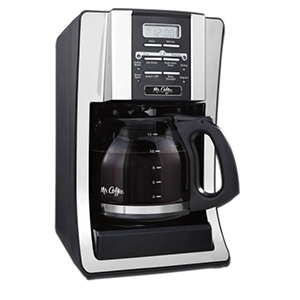 Mr. Coffee 12-Cup Programmable Coffee Maker photo