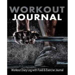 Food and exercise diary with workout planner photo