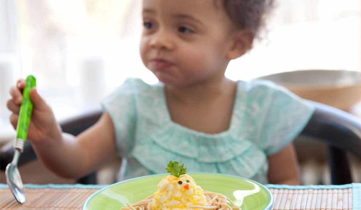 Hacks for a Mess-Free Mealtime