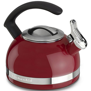 Make your favorite hot beverages, soups, and hot cereals with this small-but-mighty kettle. photo
