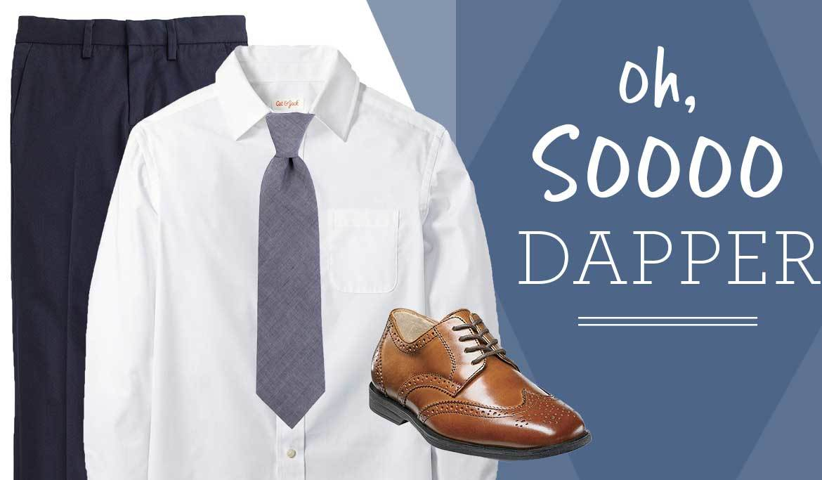 Dress Clothes That Will Make Your Teen Boy Feel Dapper, Not Dorky