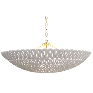 Entry: Pipa Bowl Chandelier photo