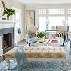 Living Room: Chaise Lounge photo