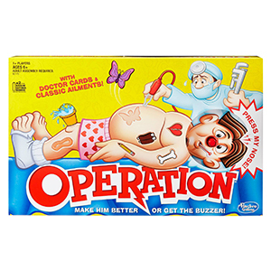 Operation Board Game photo