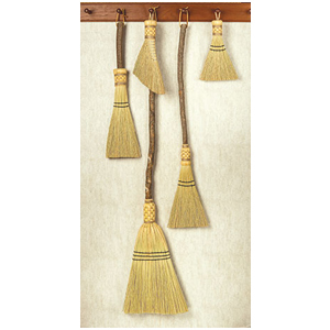 Shaker Sister's Shop Broom photo