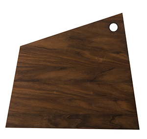 Asymmetric Cutting Board photo