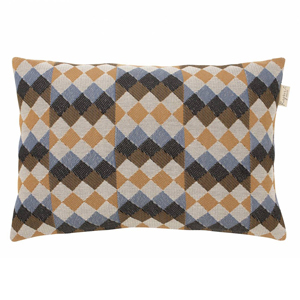 Cover Me Up Cushion Cover (Checkered) photo