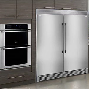 Electrolux All Freezer with IQ-Touch Controls photo