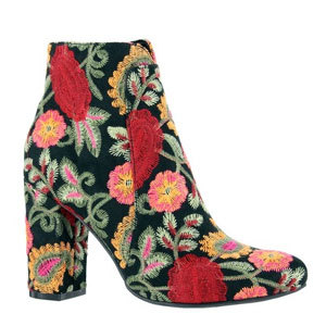 Floral embroidered boot from Nordstrom Rack photo