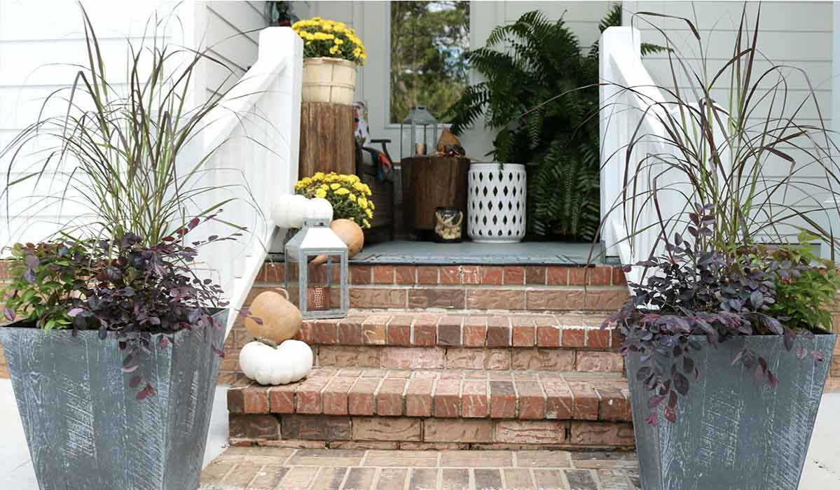 From Aisle to Home: 10 Festive Fall Welcomes