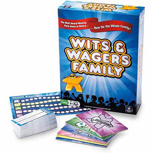 Wits & Wagers Family Edition photo