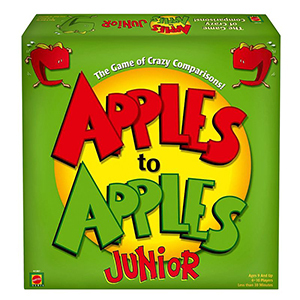 Apples to Apples Junior photo