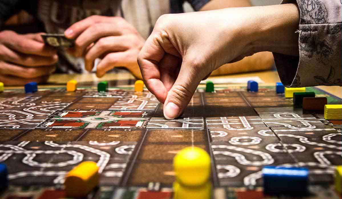 Winter Weather Ahead: Board Games for Indoor Play