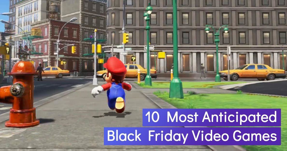 Our 10 Most Anticipated GameStop Black Friday Deals