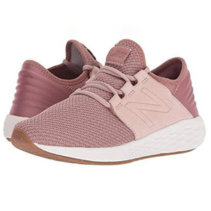 Pink New Balance Sneakers photo