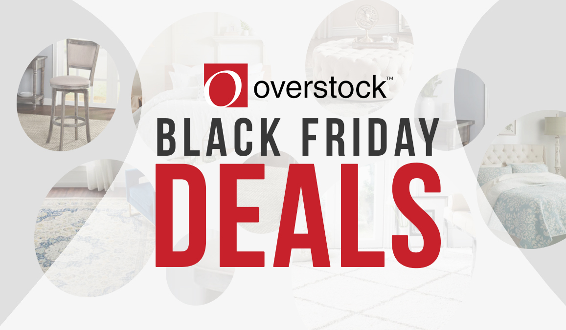 Our Editors' Top 6 Picks to Snag During Overstock Black Friday