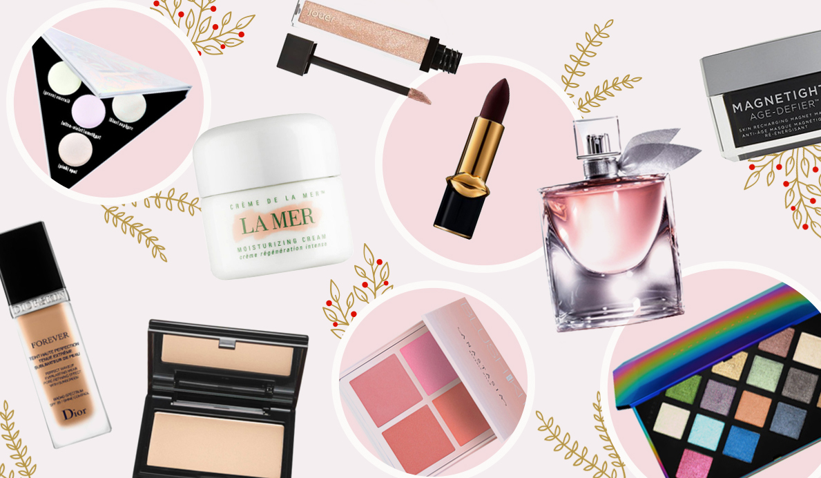 Holiday Gift Guide for the Girl Who Drops Serious Dough in Any Beauty Store
