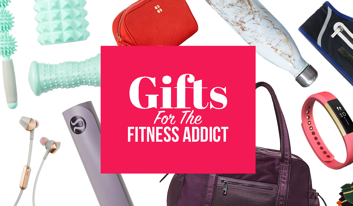 Gifts for the Fitness Addict