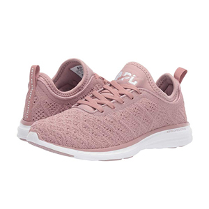 Pink running shoes from Zappos photo