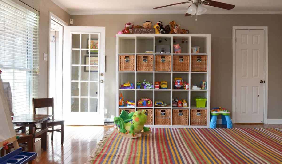 Playroom Must-Haves for Snowbound Days