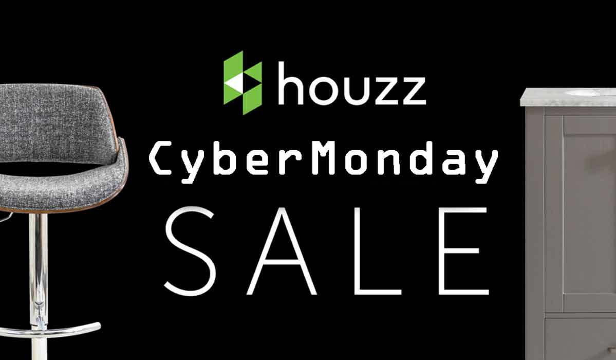 Deck the Halls with Cyber Monday deals From Houzz