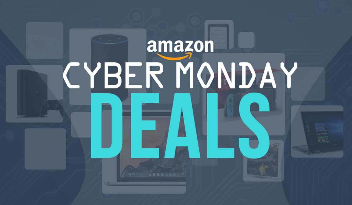 Amazon Cyber Monday Deals to Kick Off Holiday Shopping