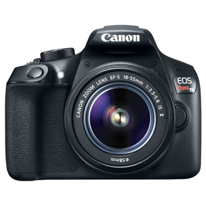 Canon DSLR EOS T6 digital camera, Target Cyber Monday deal photo
